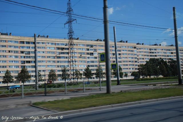Soviet St. Petersburg Russia