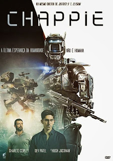 Chappie - HDRip Dual Áudio