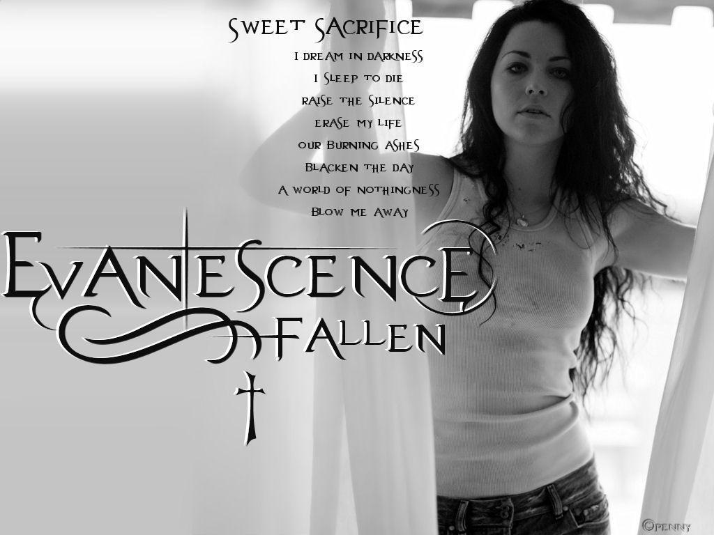 Call Me When You're Sober Lyrics Evanescence