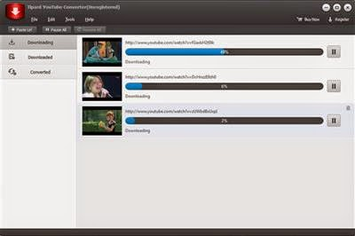 Tipard YouTube Converter