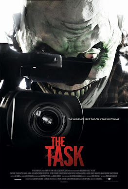 The Task DVDR Menu Full NTSC Español Latino