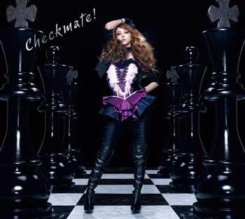 NAMIE AMURO - BEST COLLABORATION ALBUM 'CHECKMATE!' ALBUM Namie