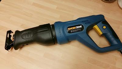 work zone 710w reciprocating saw