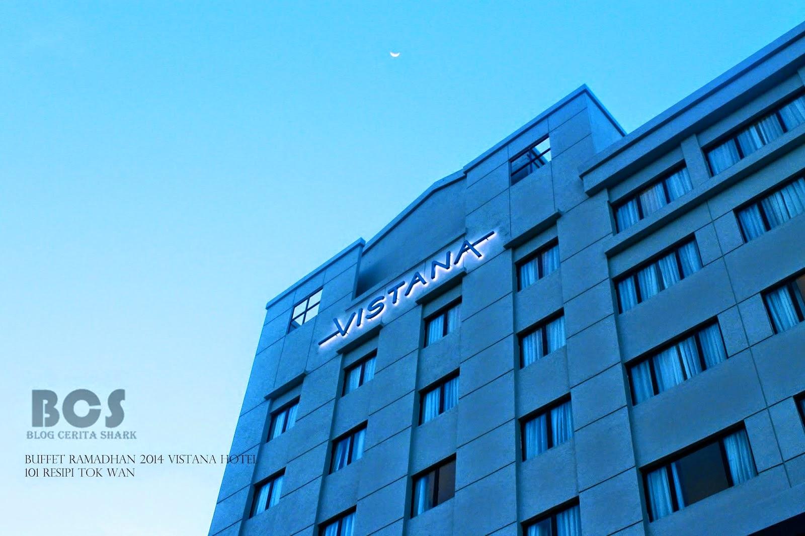 review vistana hotel