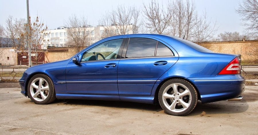 mercedes benz w203 c230 kompressor designo benztuning. Cars Review. Best American Auto & Cars Review