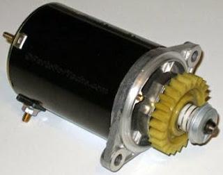 Starter for a Generator