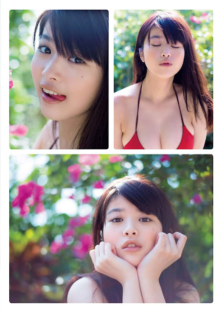 馬場ふみか Baba Fumika Weekly Playboy June 2015 Pictures 2