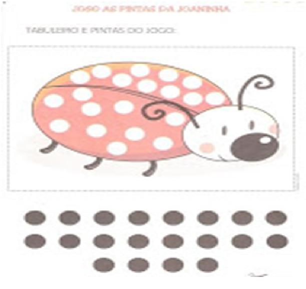 """PLANO DE AULA E ATIVIDADES: """" A JOANINHA QUE PERDEU SUAS PINTINHAS"""""""
