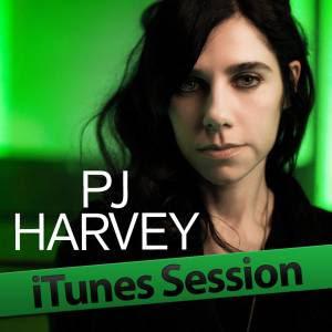 PJ Harvey - 'iTunes Session' CD Review