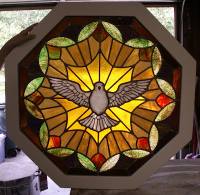 holy spirit octagon