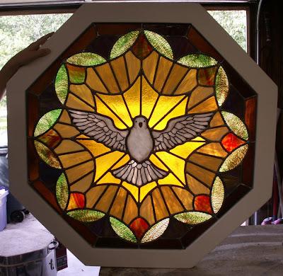 holy spirit octagon