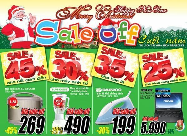sale off