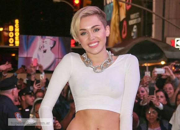 cortes de cabello 2014 Miley Cyrus