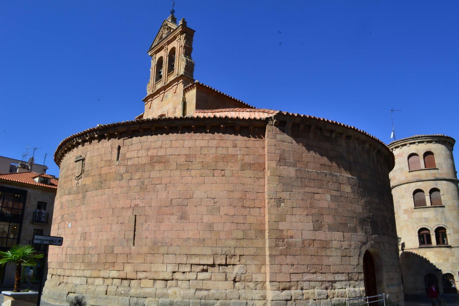 Historia y arte fotos iglesia de san marcos salamanca for Puerta 8 san marcos
