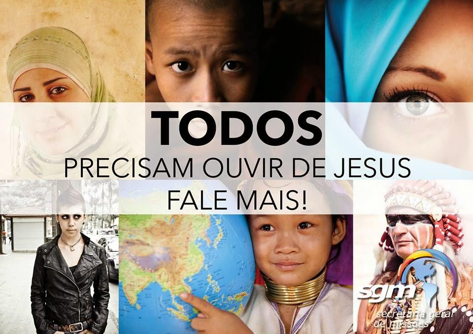 MISSÕES E EVANGELISMO