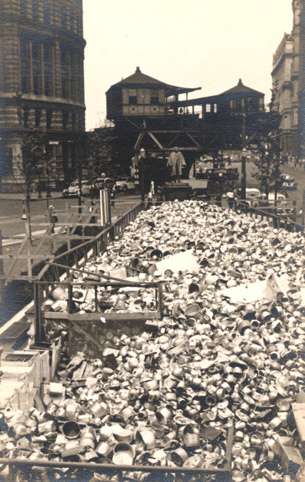Reciclemos: La historia del reciclaje