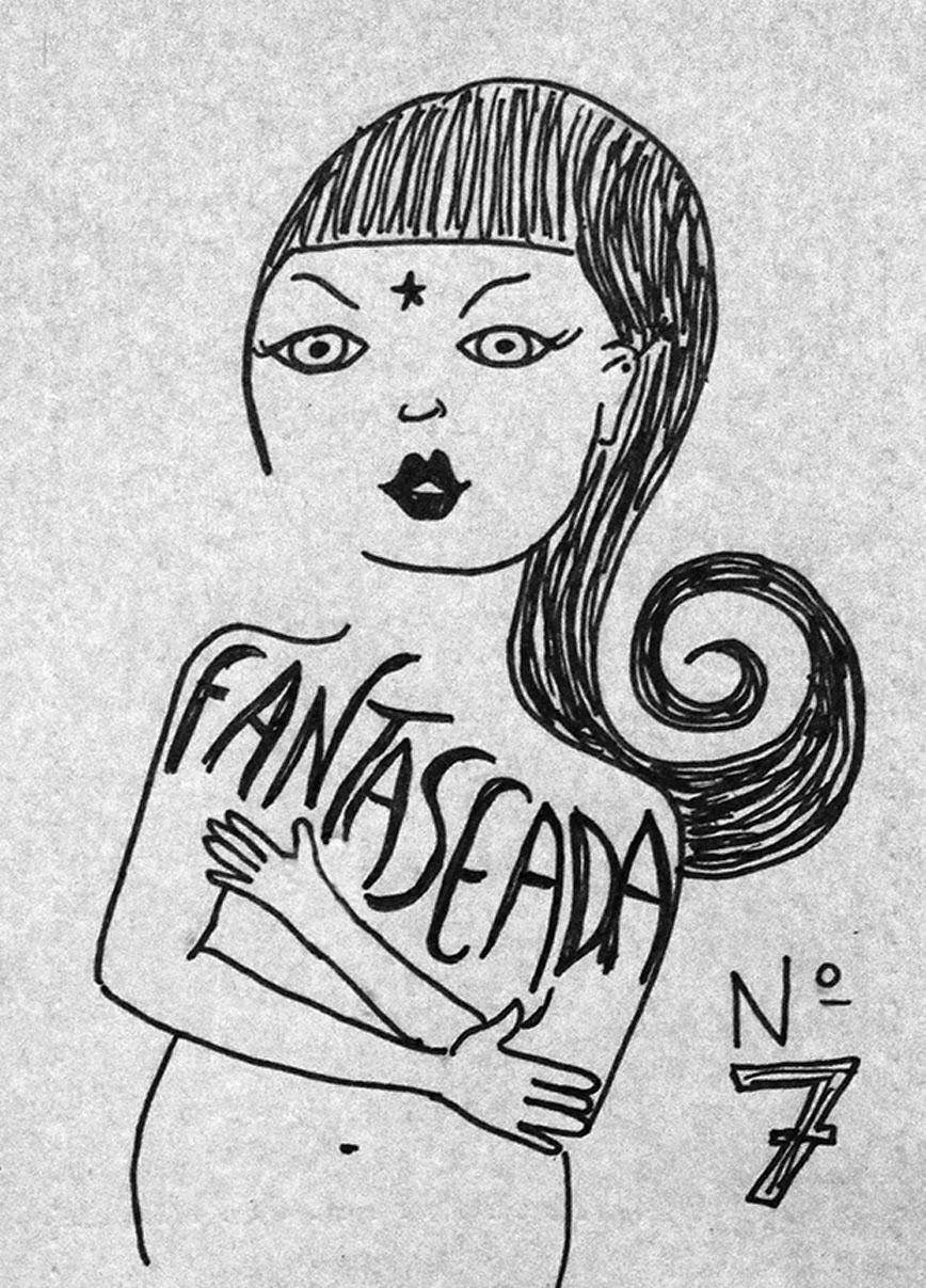 Fantaseada 7