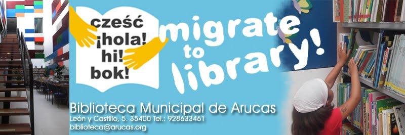 Biblioteca Municipal de Arucas