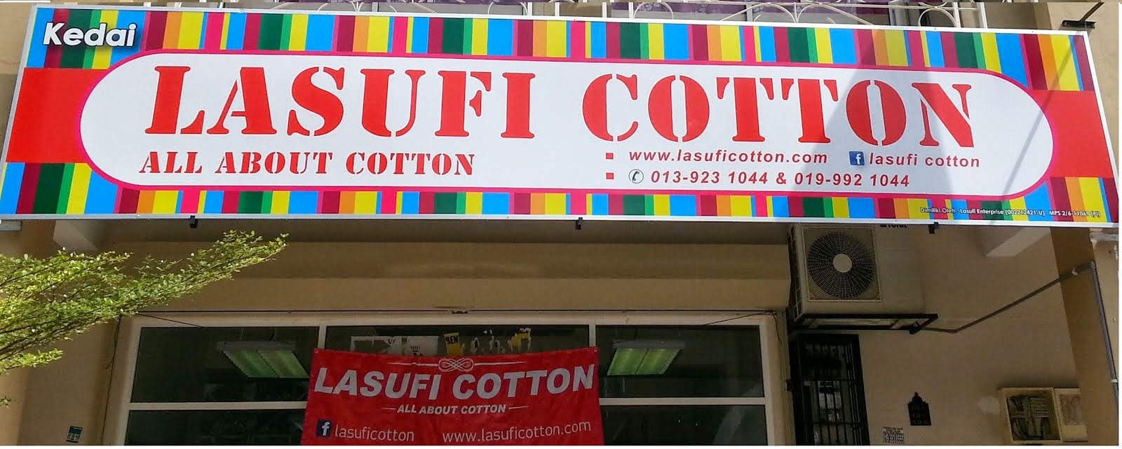 lasufi cotton