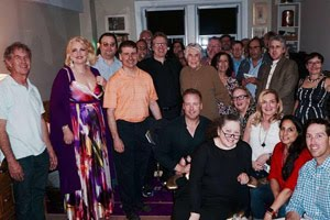 Manhattan National Cartoonists Society Chapter Get Together