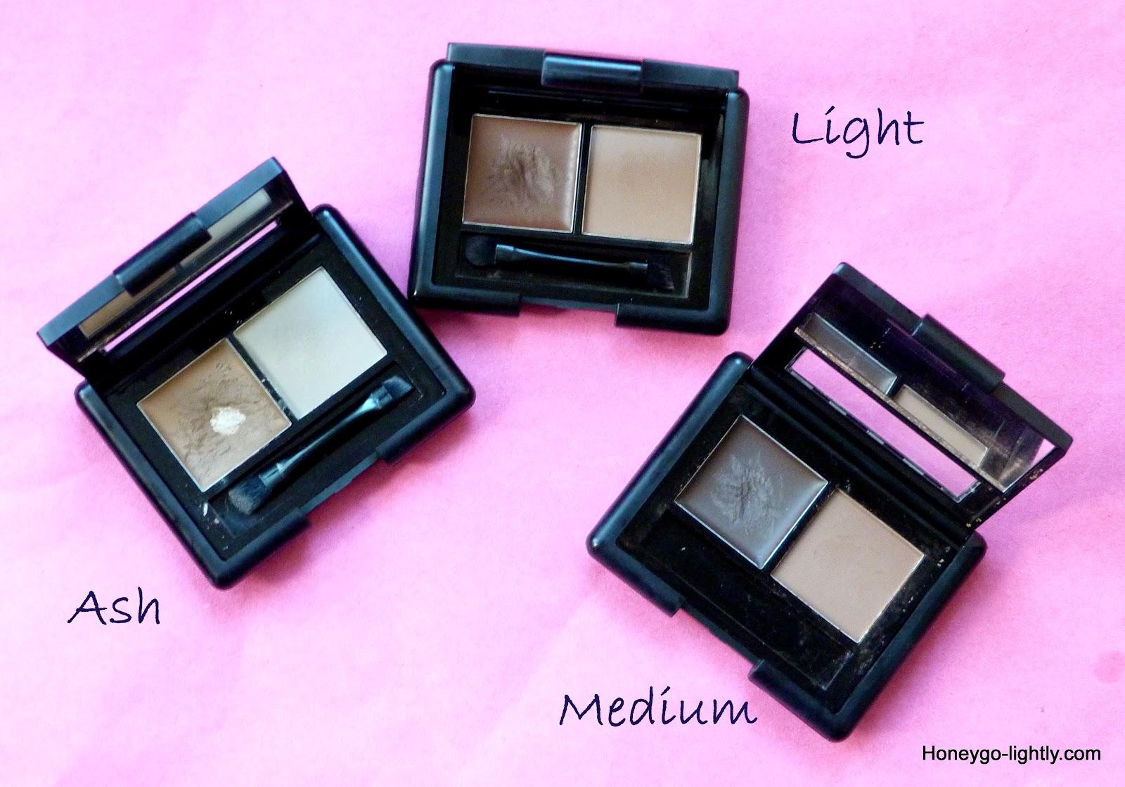 elf eyebrow kit medium vs dark. elf eyebrow kits: review \u0026 swatch for ash, light medium kit vs dark k