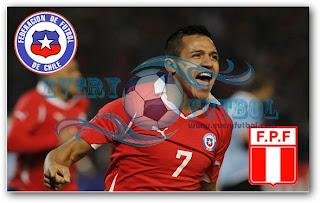 Resultado Partido Chile Vs Perú