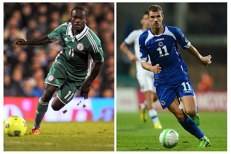 Watch Nigeria vs Bosnia Herzegovina HD Wallpapers