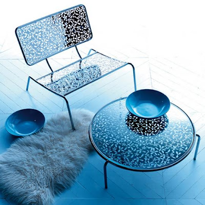 Meja dan Kursi Modern yang Trendi