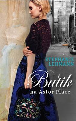 """""""Butik na Astor Place"""" – Stephanie Lehmann"""