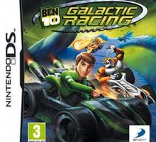 Ben 10: Galactic Racing (E) | DS Roms