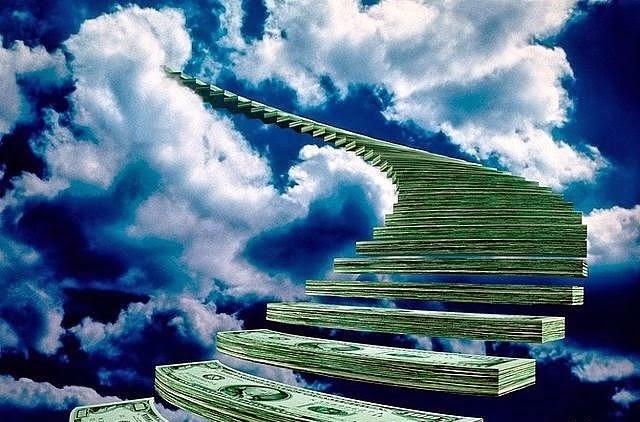 денежная лестница