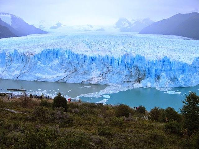 ¿Qué son los glaciares?