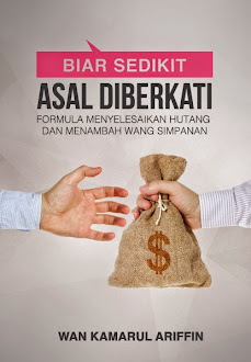 Buku Wan Kamarul Ariffin Akan Diterbitkan!