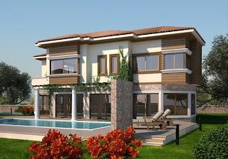 New Home Designs Latest April 2012