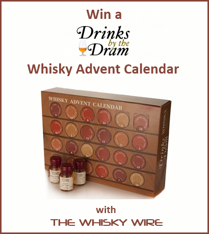 The Whisky Wire Win A Drinks By The Dram Whisky Advent