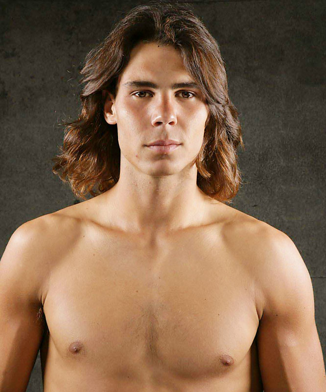 Sport Stars Gallery: Shirtless Rafael Nadal - The Hunk in pictures :)