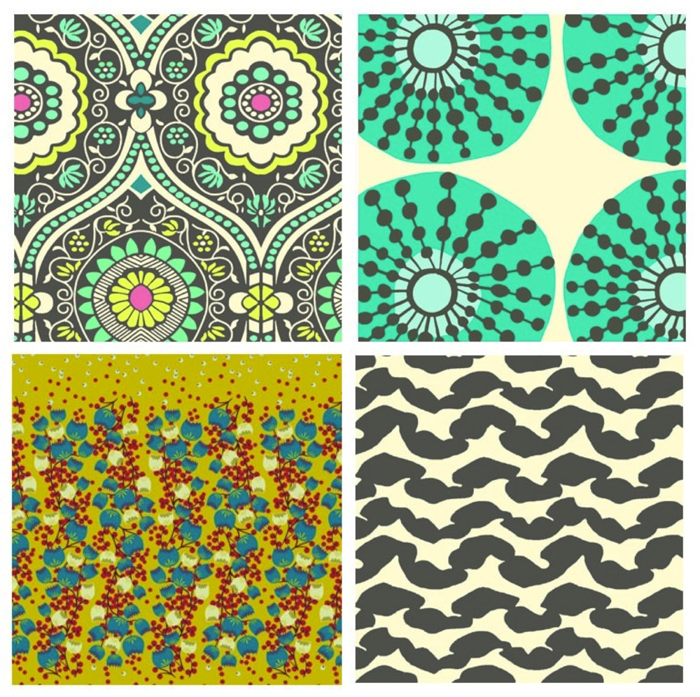 giveaway day 3 gift certificates to modern fabric studio ForModern Fabrics Textiles