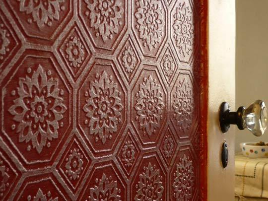 embossed wallpaper embossed paintable wallpaper