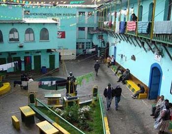 internos de San Pedro están en protesta por el exceso con Leopoldo que fue trasladado a Chunchukoro