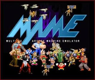 Download Emulator Game Lawas  MAME Terbaru 0.151b