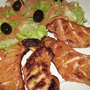 Pollo-Tandori