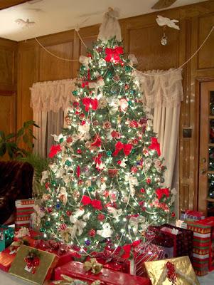 Desain Pohon Natal Cantik