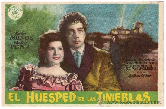 El huésped de las tinieblas | 1948
