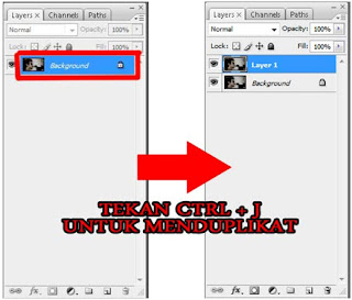 vector Tutorial Cara Membuat Vector Part 1 Dengan Photoshop