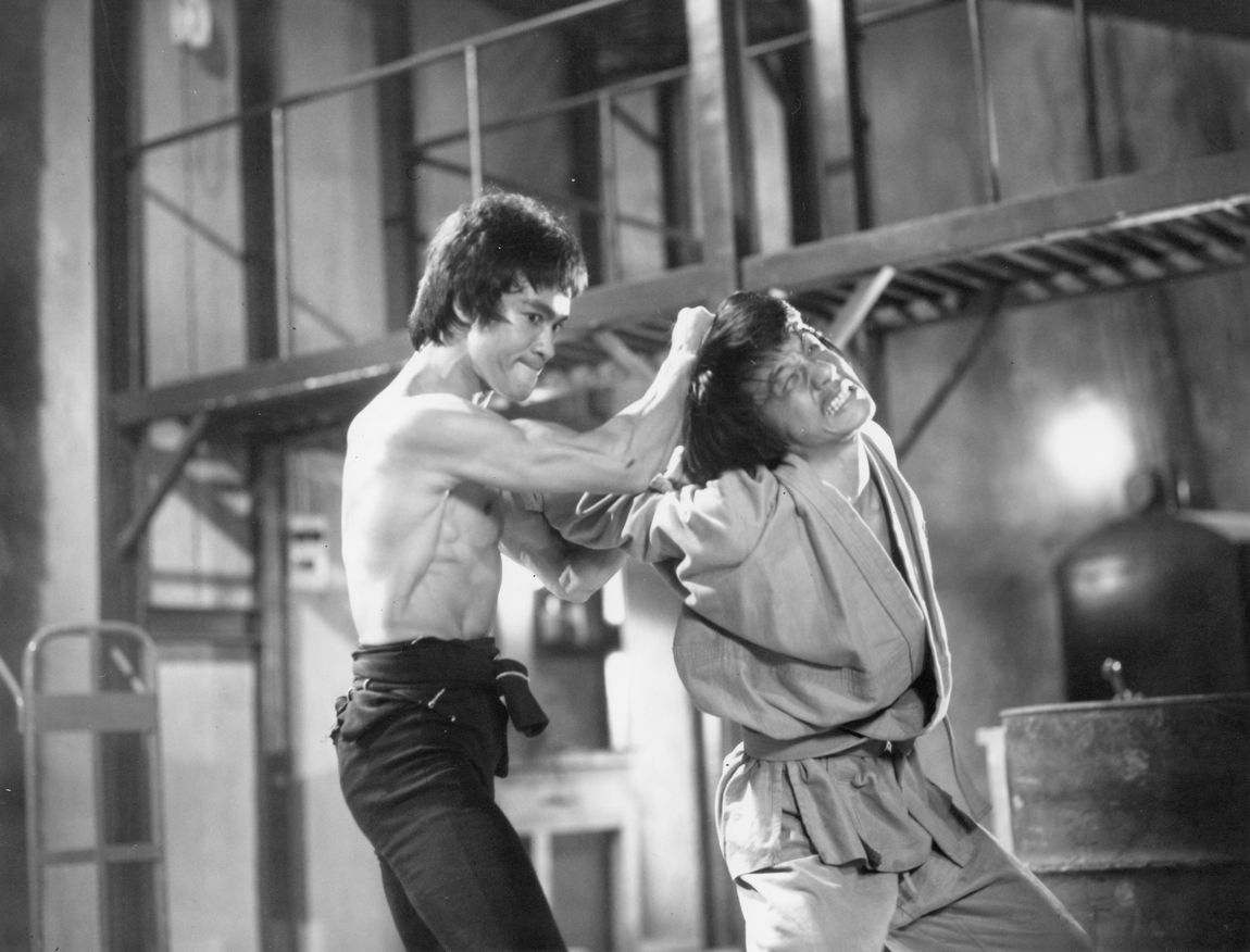 jackie chan and bruce lee relationship tips