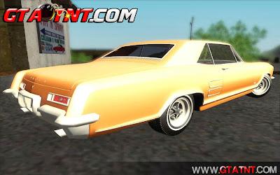 GTA SA - Buick Riviera 1963