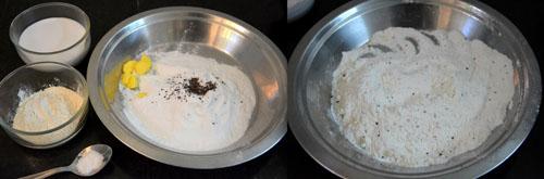 murukku preparation