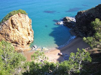 Illa Roja Cove in Begur