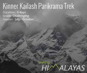Treks by Seeking Himalayas