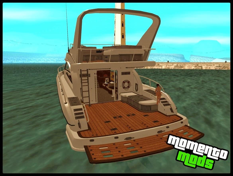 GTA SA - Yacht